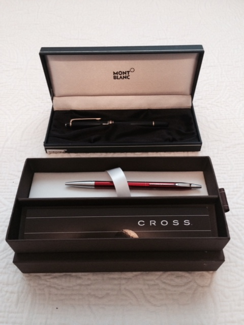 Luxury pens are great gifts and the packaging is a bonus. Use it or display it, but feel like 'you made it!'