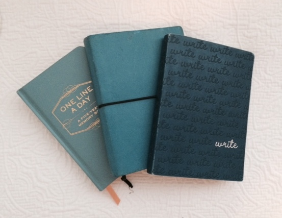 You can't go wrong with classic journals. For some reason I have about 6 blue journals...